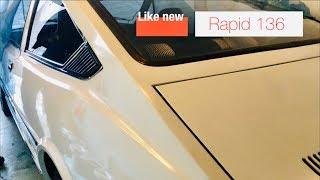 Škoda Rapid 136 | Téměř nejetý | Vyřešili jsme neřešitelné?