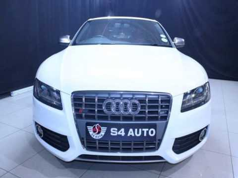 2011 AUDI A5 COUPE S5 4.2 Quattro Tiptronic Auto For Sale On Auto Trader South Africa