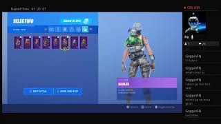 Trading Fortnite account Ngf Instagram-luisonthis