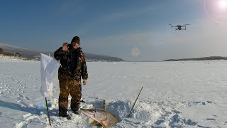 Зимняя рыбалка на Амуре Корюшка 2020