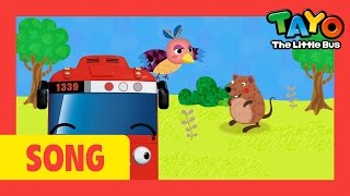 Tayo Song Over In The Meadow L Nursery Rhymes L Tayo The Little Bus