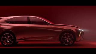 【跨界玩Car】LEXUS LF-1 Limitless概念休旅車