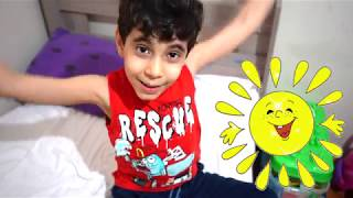This is the way I Morning rouitine I Cocomelon Super Simple Nursery Rhymes Emir Berke