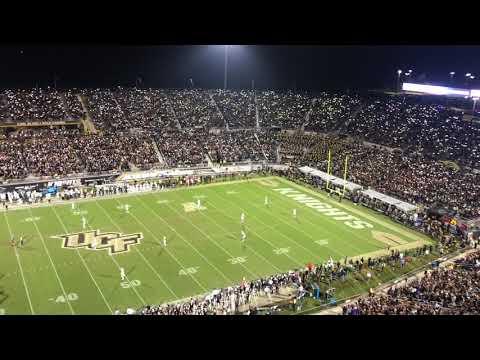 Zombie Nation: UCF Football vs. South Floirda - War On I4 - Nov. 24, 2017