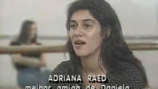 Globo Repórter - 1993 - Assasinato de Daniela Perez