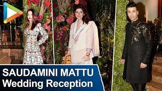 Sandeep Khosla's Niece, Saudamini Mattu Wedding Reception Was A Star-Studded Bollywood Party