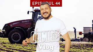 James Bond de România | Comics VLOG #44