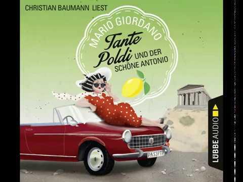 Tante Poldi und der schöne Antonio (Tante Poldi 3) YouTube Hörbuch Trailer auf Deutsch