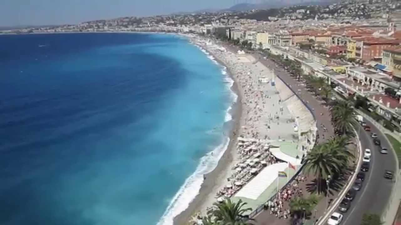 Nice ville 2015 france youtube for Piscine nice