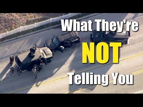 San Bernardino Shooting: What They