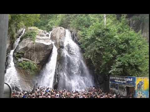 Courtallam 5 Falls