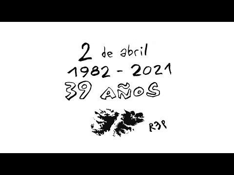 Las Malvinas ES Argentina por Rep