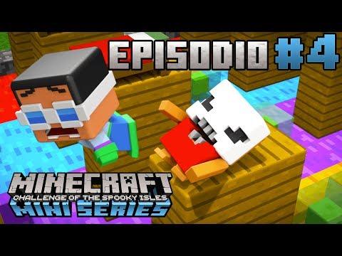 La Farsa | Minecraft Mini Series: El Reto De las Islas Tenebrosas | Episodio #