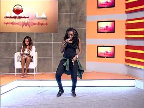 Maya Zuda «aquece» Made In Angola | TV Zimbo |