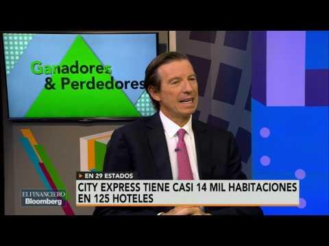 Hemos hecho un hotel cada 6.2 semanas: Luis Barrios, presidente de City Espress