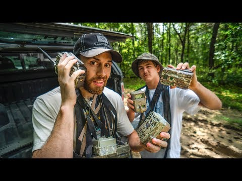 TRAIL CAMERA REVIEW - Pros, Cons, And OUR Favorites