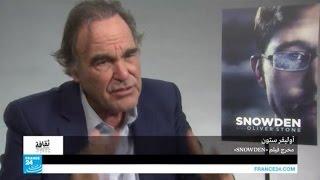 فيلم يروي قصة حياة العميل السابق لوكالة الأمن القومي الأمريكية