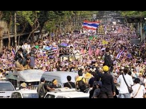 Thailand Protests Thai protesters demand PM Yingluck resign