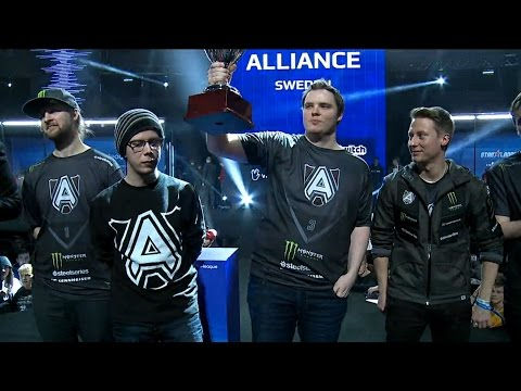 Alliance EG - Starladder i-League Grand Final Dota 2
