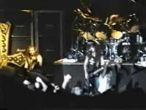 Slayer Behind the Crooked Cross  NYC August 31,1988
