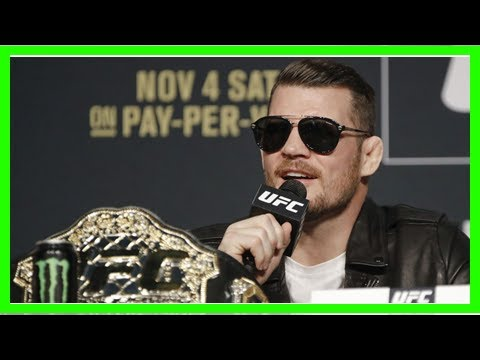 Michael Bisping rips potential opponents for retirement bout, open to fighting at UFC Liverpool
