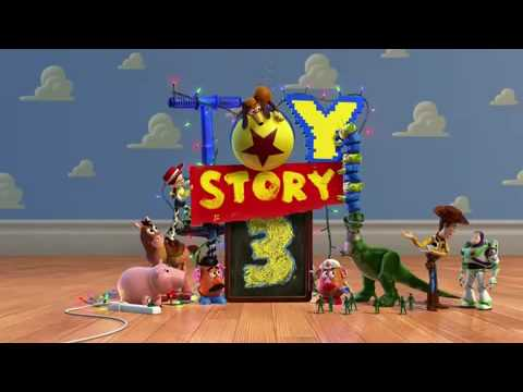 Toy Story 3 - Official Teaser Trailer [HD]