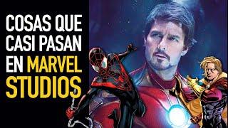 Cosas que casi ocurren en Marvel Studios y pudieron cambiarlo todo