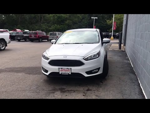 2016 Ford Focus Antioch, Gurnee, McHenry, Fox Lake, IL Kenosha WI 16721N