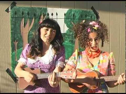 """""""Sea Kitten"""" By Kit'N'Tenders - Official Music Video"""