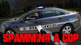 It finally happened; I spammed a cop. VIDEOS ▻ Last week's Moto Mon...