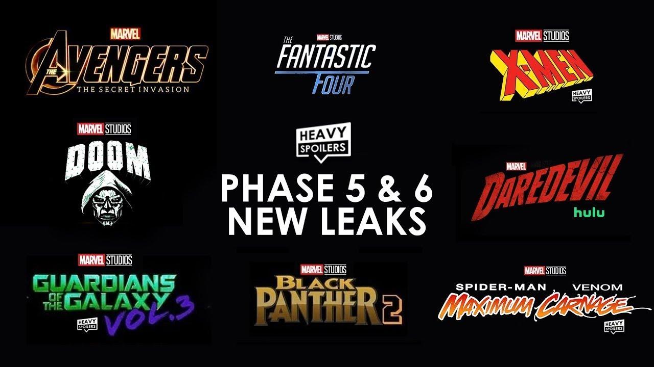 Marvel Film News