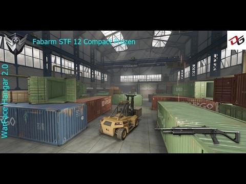 WarFace TDM Hangar 2.0 [Fabarm STF 12 Compact Frozen]