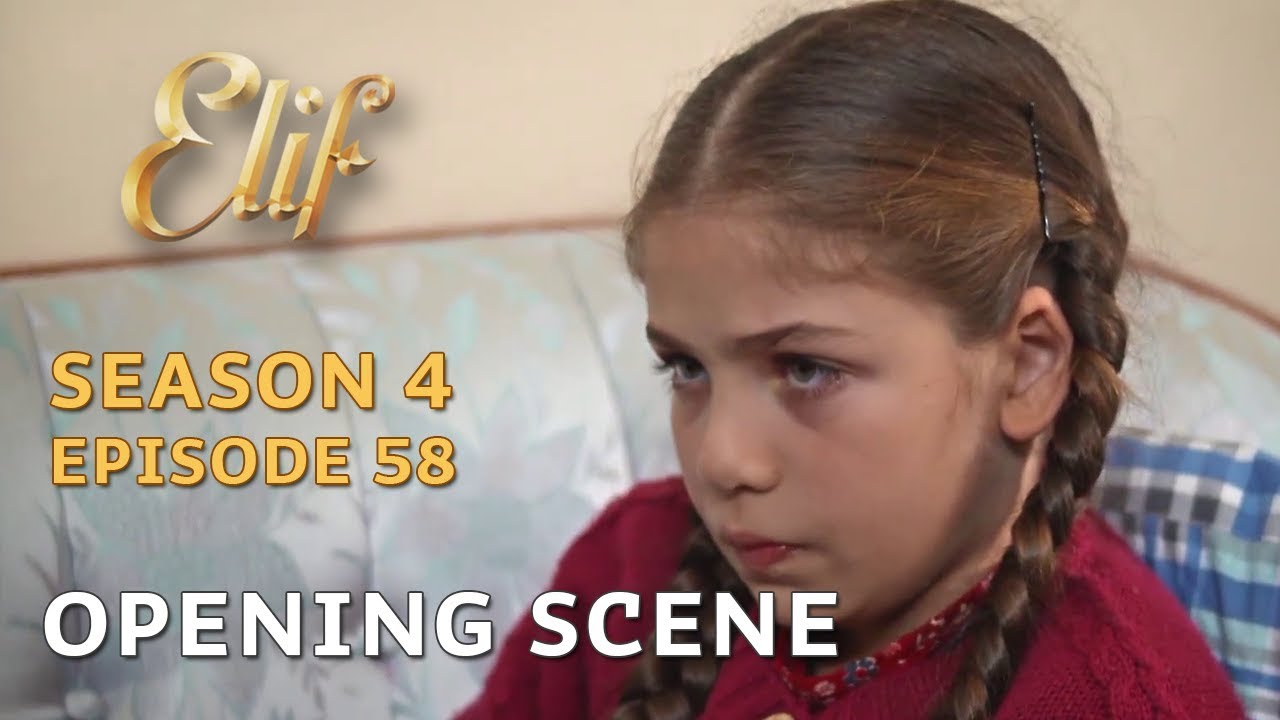 Elif 618  Bölüm - Açılış Sahnesi (English and Spanish subtitles)