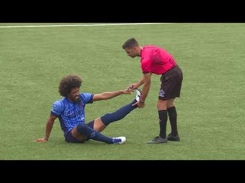 CONIFA World Football Cup 2018 - Székely Land v Tuvalu   2nd Half