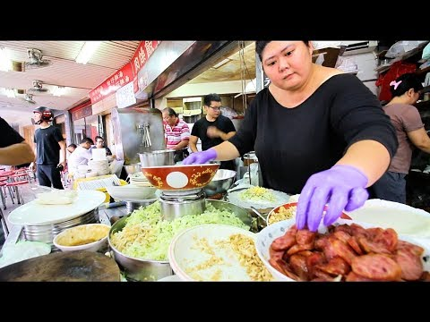 Taiwanese Street Food in Kaohsiung - BEST Street Food in Taiwan | COLD Summer Street Food