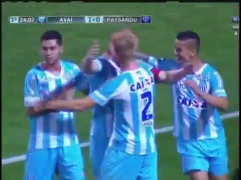 Melhores momentos Avaí 2 x 0 Paysandu, pela 28ª rodada da Série B