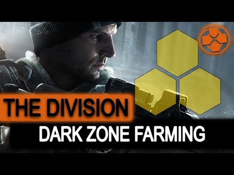 The Division 🔴 Grinding for Classified Gear, Division Tech and Exotics |  PC Gameplay 1080p 60fps