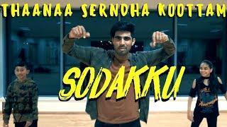 Thaanaa Serndha Koottam - Sodakku DANCE | Anirudh l Vignesh ShivN | @JeyaRaveendran choreography