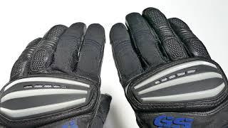 Glove Review: BMW Rallye GS Pro gloves