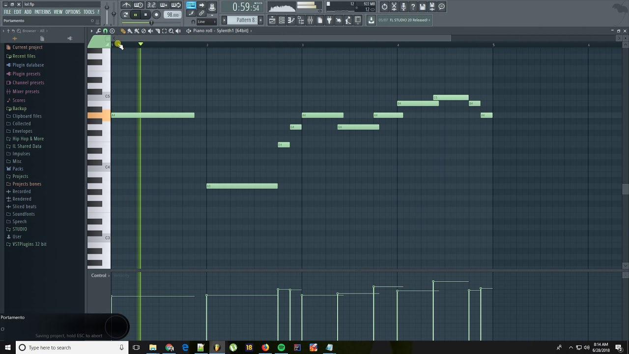 how to make a dancehall beat