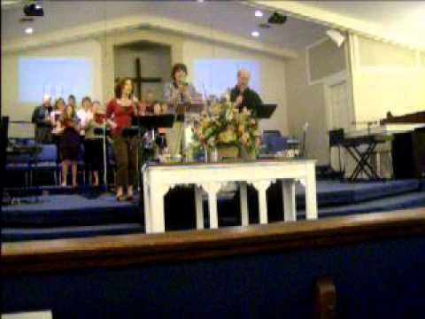 That's why we sing about Heaven - Huffman Family Trio