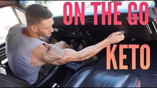 3 Keto Snacks to Never Leave Home Without- Thomas DeLauer