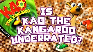 Is Kao the Kangaroo Underrated? - IMPLANTgames
