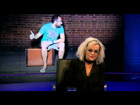 Newsnight with Annie Nightingale