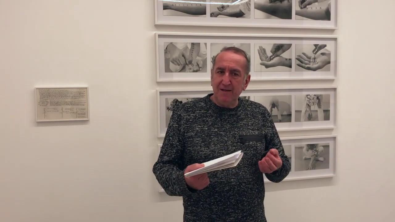 Valerio Dehò racconta Gina Pane | Osart Gallery