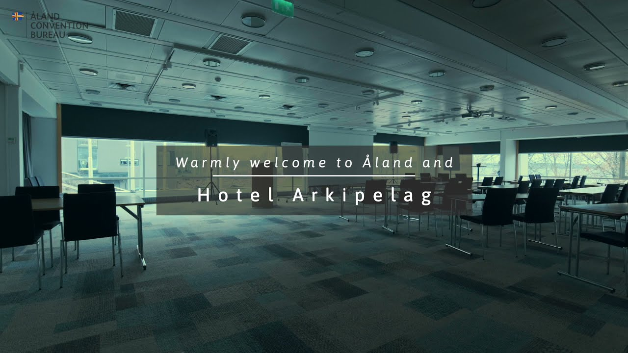 Åland Convention Bureau - Hotell Arkipelag