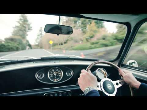 Super Fast Test Drive in Brock's Classic Mini Cooper