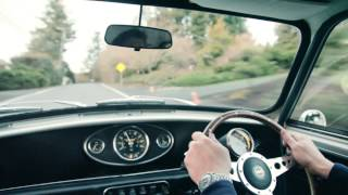 Super Fast Test Drive in Brock's Classic Mini Cooper