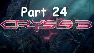 Crysis 3 Walkthrough Part 24 PS3 HD