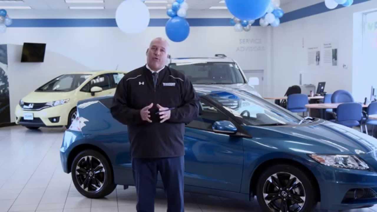 Dan Moltz of Waldorf Honda TPG Testimonial - YouTube